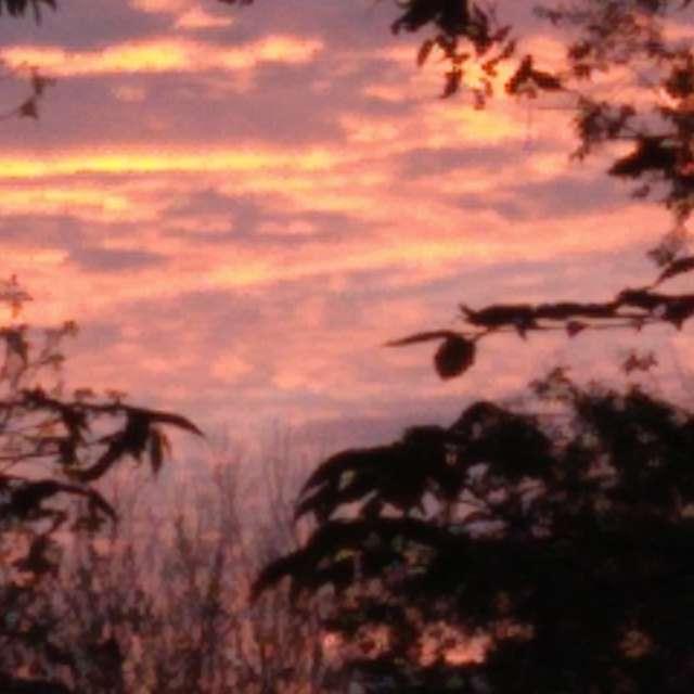 Aweinspiring sunrise#Beautiful