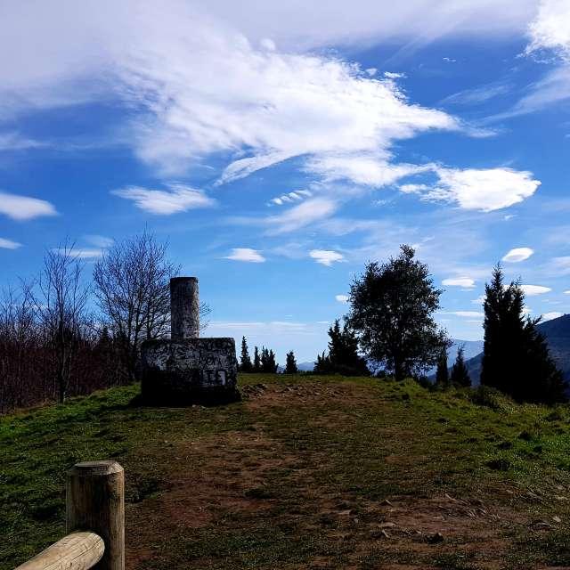 Nubes con formas