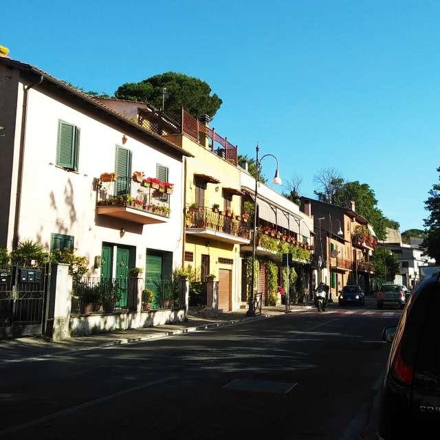 Via Roma , Formello
