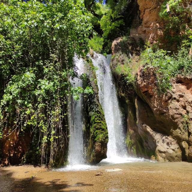 La beauté du cascade