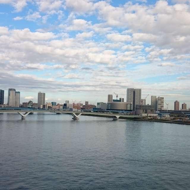 Tokyo Bay view