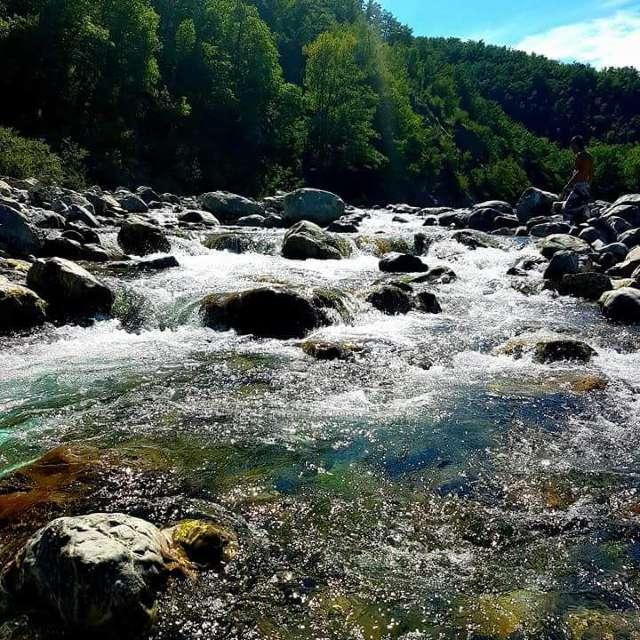 La forza del fiume