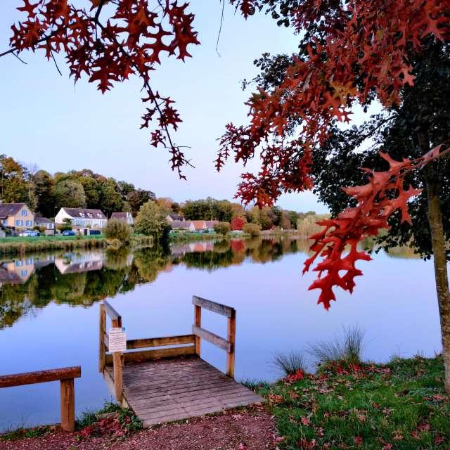 Autumn Riverside