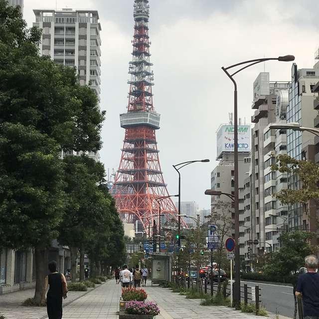 東京タワーも良いもんだ!