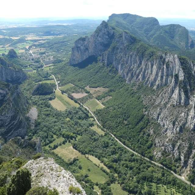 Vallée de Saou (Drôme)