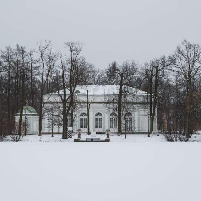 Winter Time in Pushkin Russia