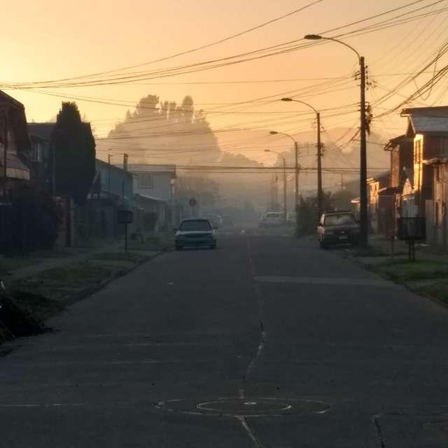 Morning Mist Barrios Bajos