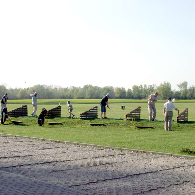 Golf clubs in Warsaw