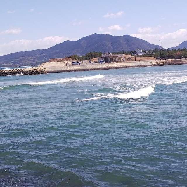 玄海   春の海