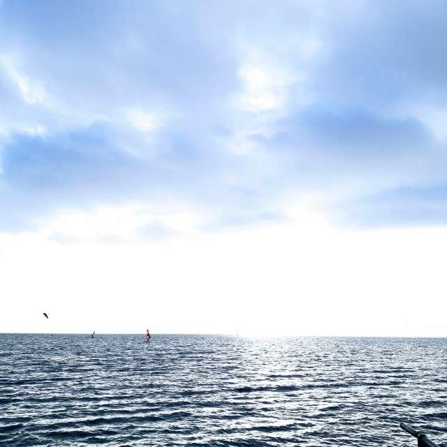 Surfen und Kiten in Norddeich