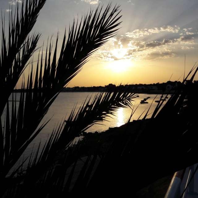 Sonnenuntergang, Djerba