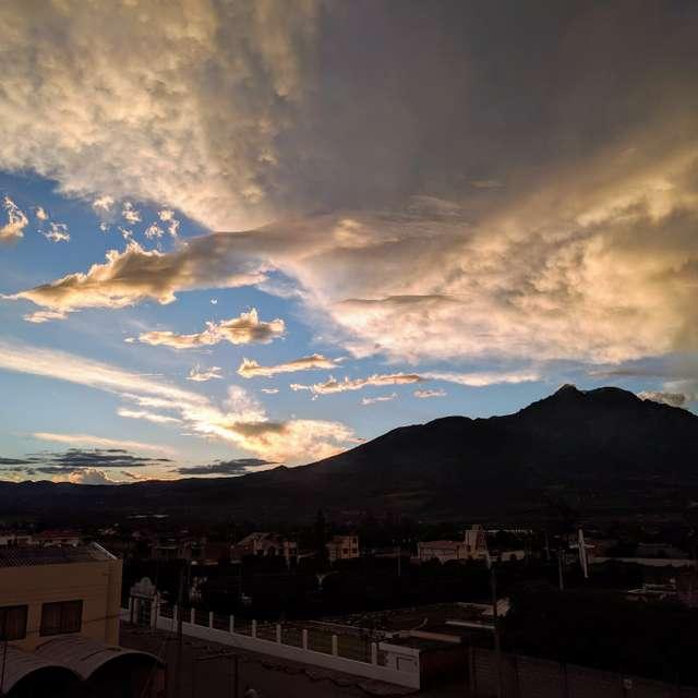 Atuntaqui Sunset View
