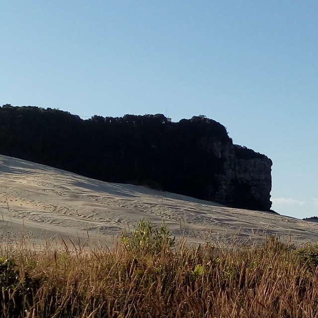 Dunas do Morro dos Conventos.