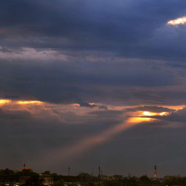 Знак Божий - Луч света