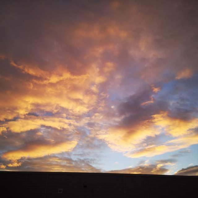 Friday's Sunset