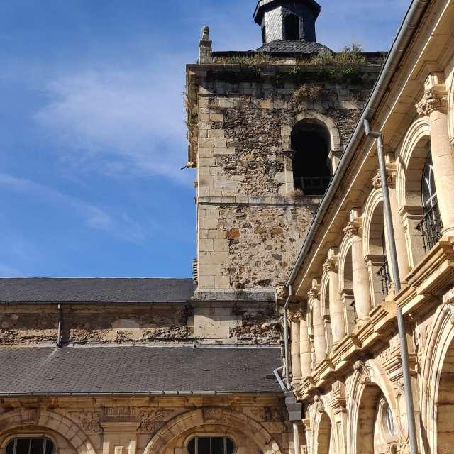 Monasterio Paúles. Villafranca
