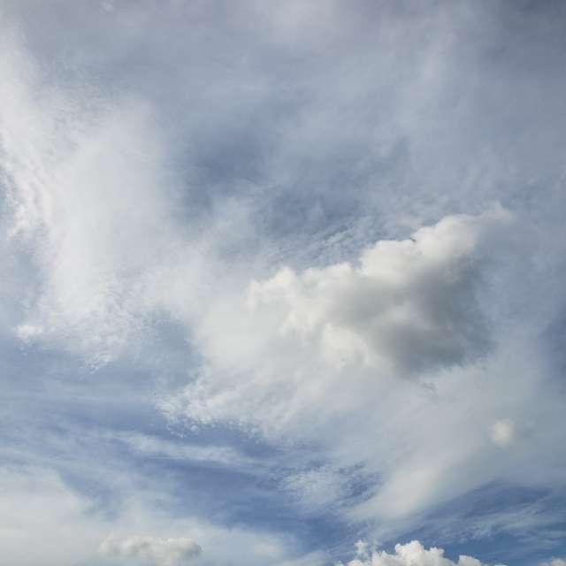 Cloudy over Tahiti