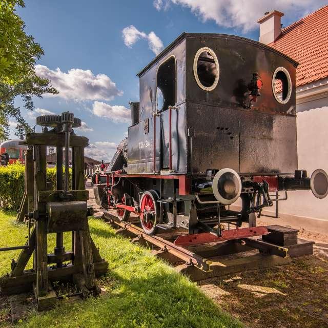 Stara lokomotywa
