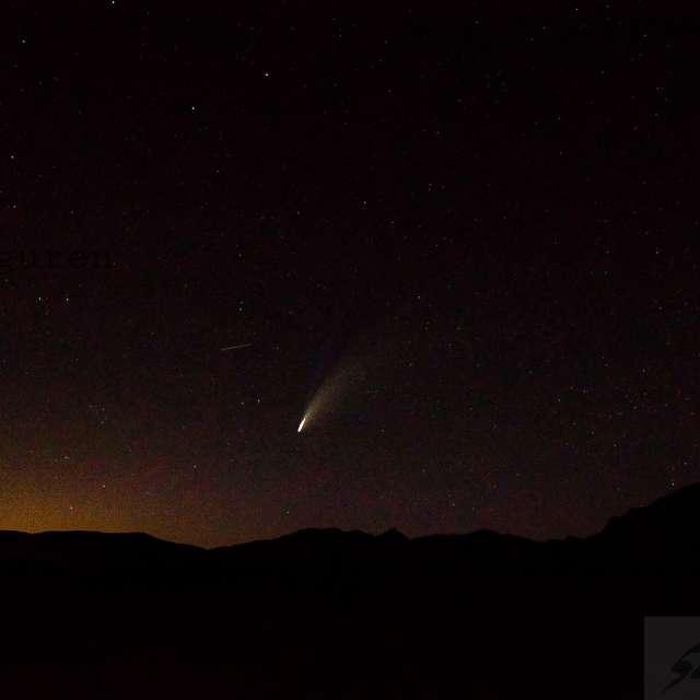 Cometa NEOWISE Nikon D5300
