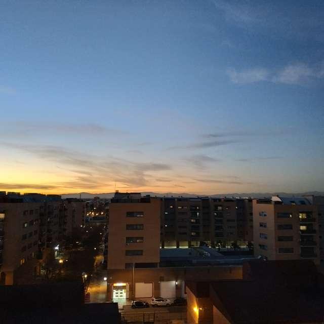 Apagando el cielo