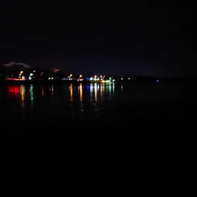 Night and lights