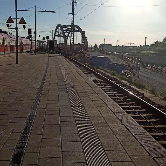 S-Bahn Hirschgarten