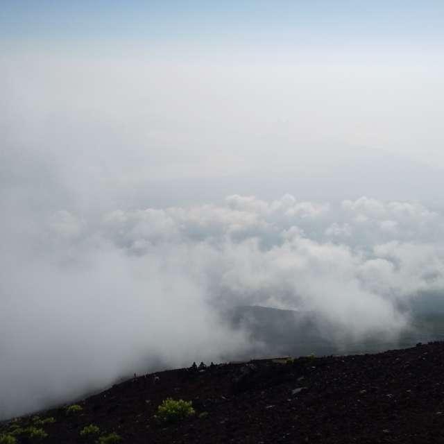 山梨県富士山7合目