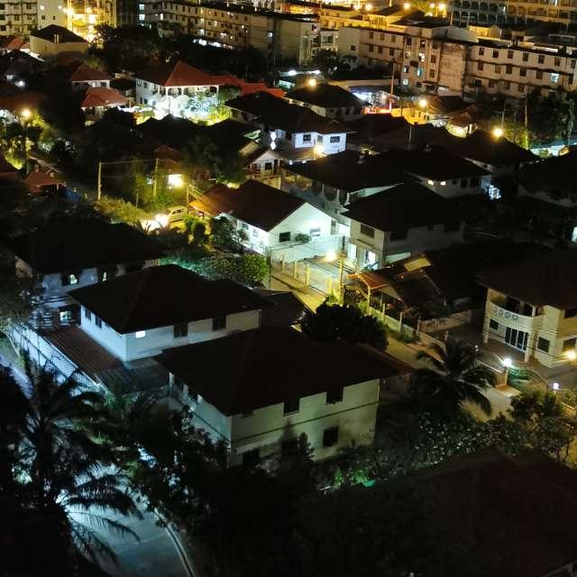 View over Jomtien & Pratumnak