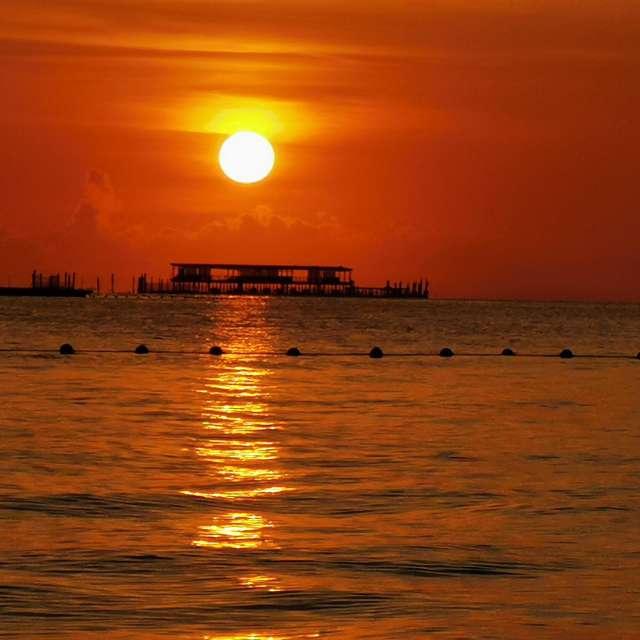 Рассвет в Доминикана4