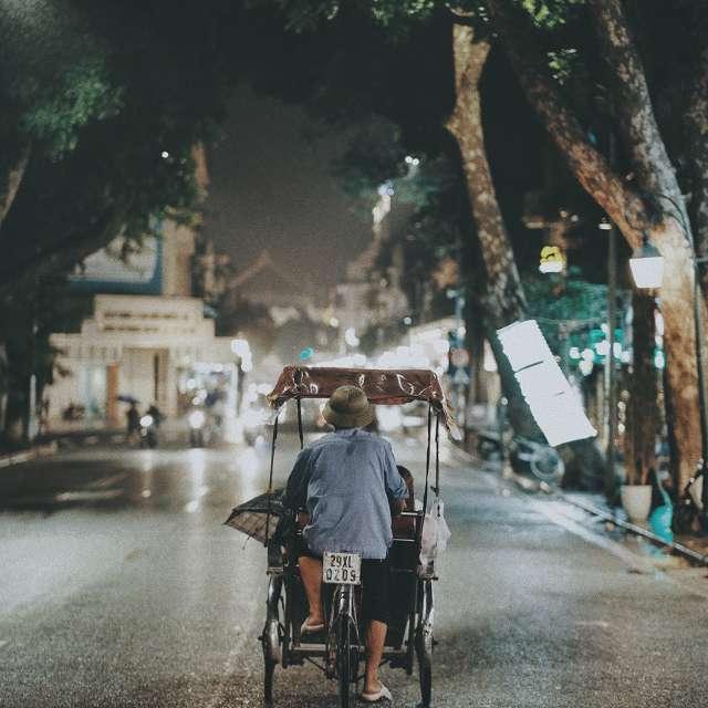 Hà Nội ngày mưa