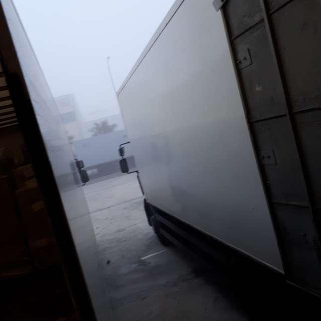 Niebla en Alicante