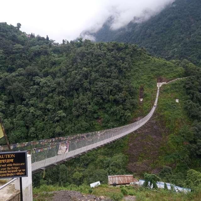 Ruta Annapurna Base Camp