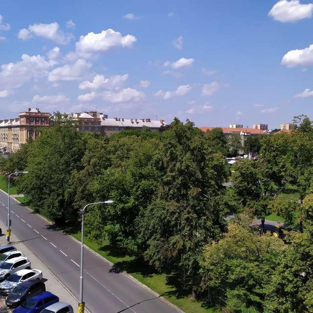 Hlavní třída Ostrava Poruba