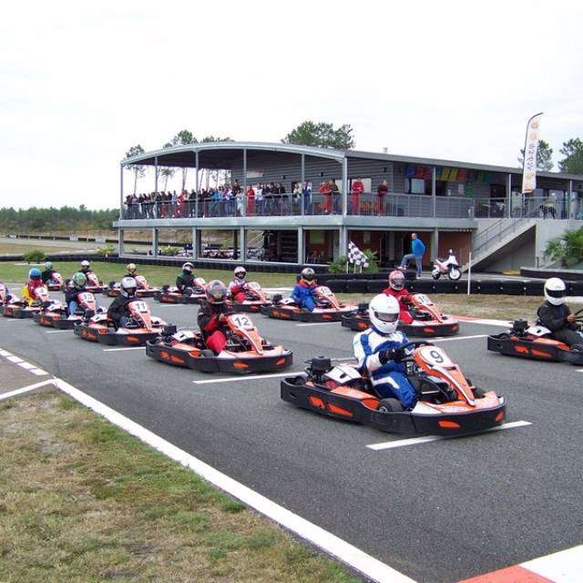 Karting center skopje