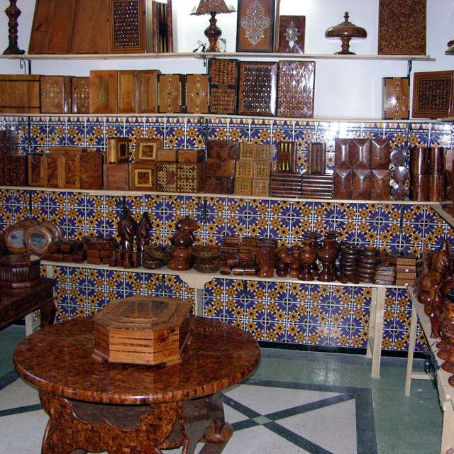 Morocco shop in Essaouira
