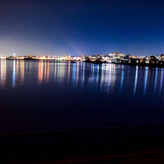 明石の夜景