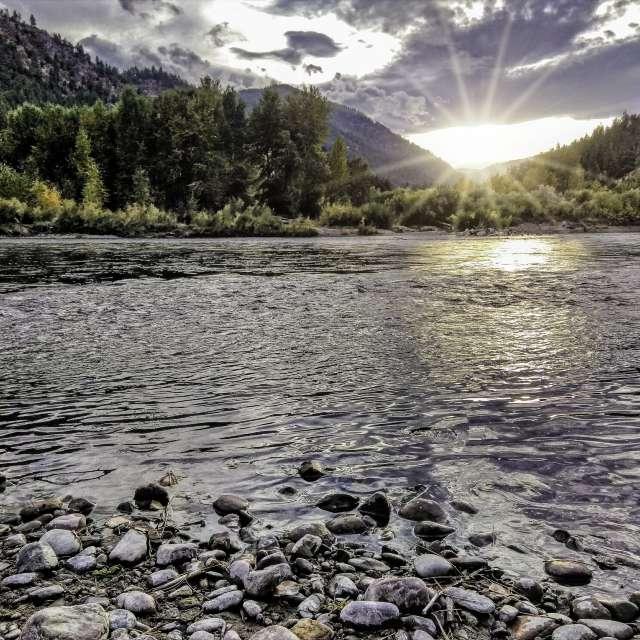 Clark Fork River, MT
