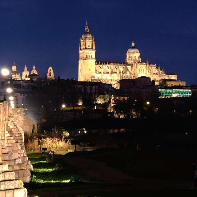 Catedrales desde Puente Romano