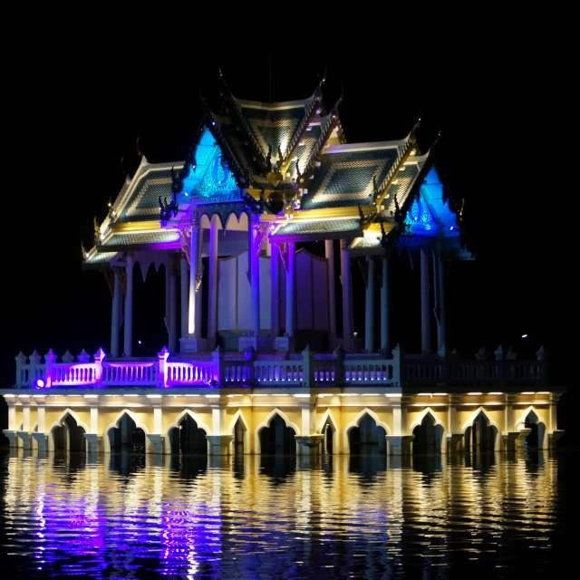Kao Tao lake
