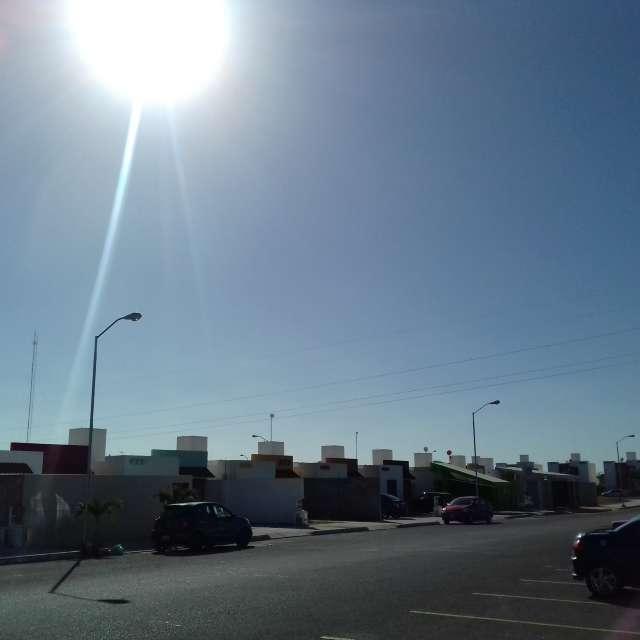 A las afueras de Mérida