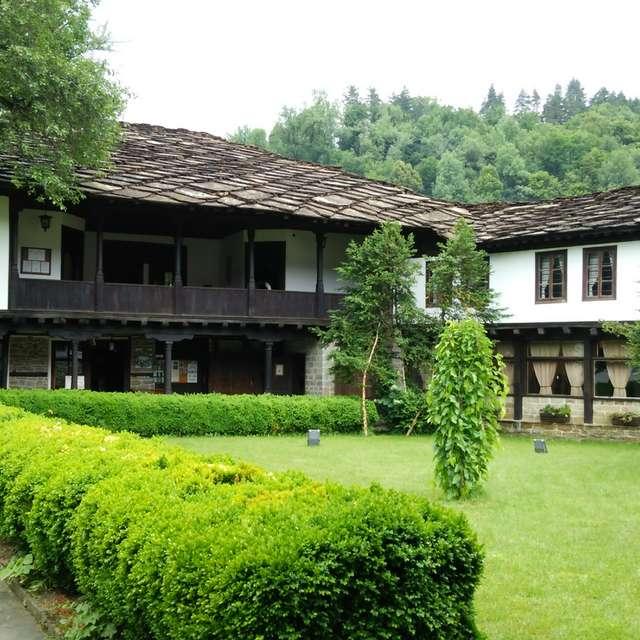 Bulgarian old house
