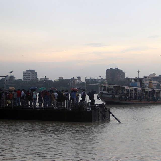 Ahiritola Ferry Ghat