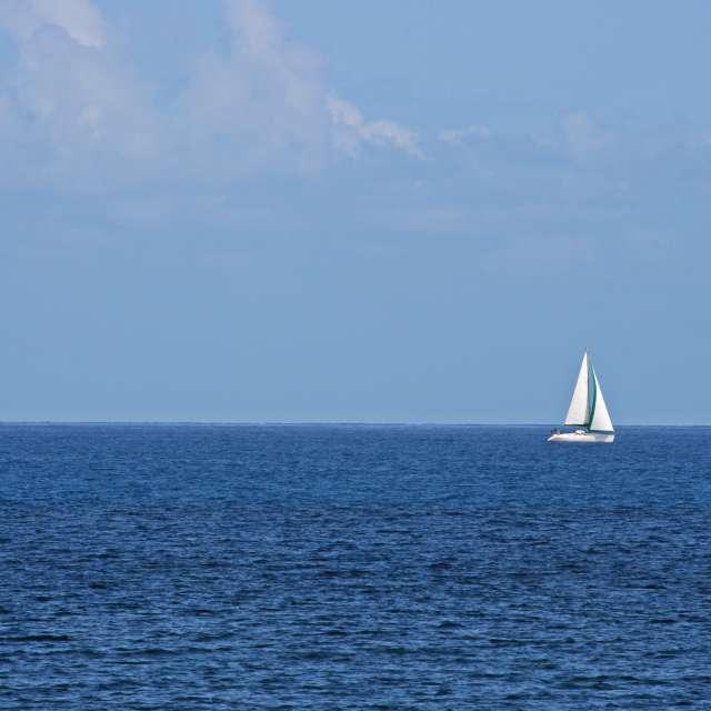 Pacific sailing