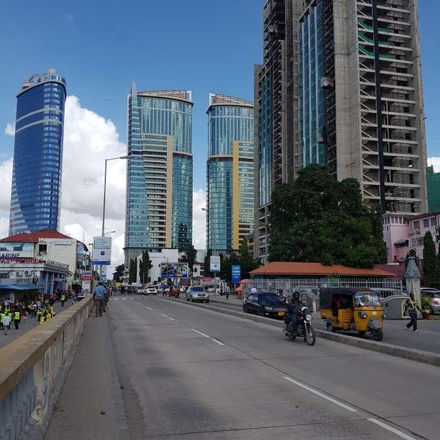 Dar es salaam city
