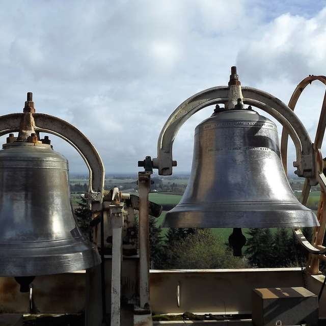 Bells Of Mount Angel Abbey