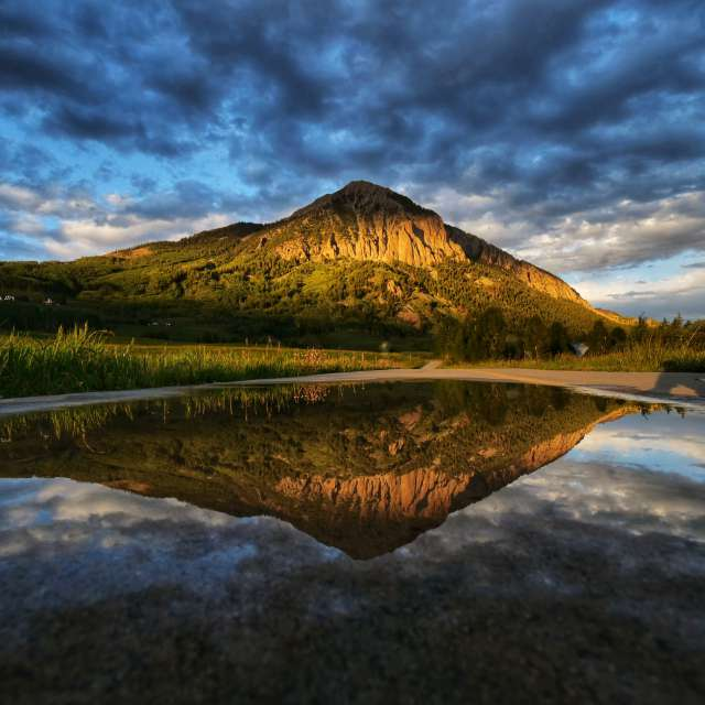 Crested Butte reflections