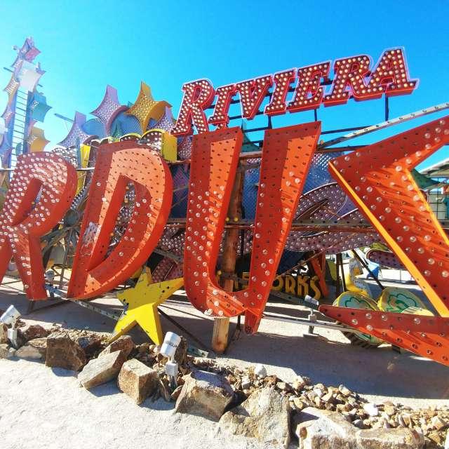 Neon Sign Graveyard, Las Vegas