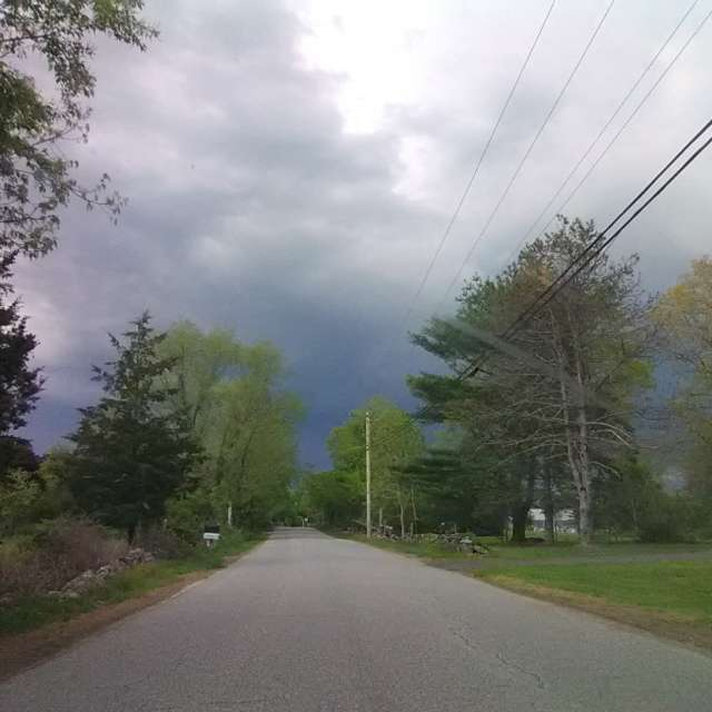 Storm Clouds Ahead