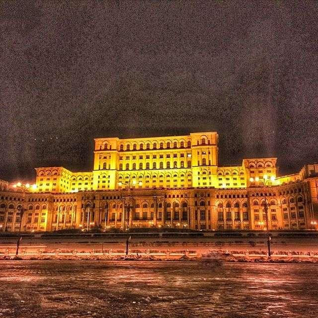 Palace of Paliament, Bucharest