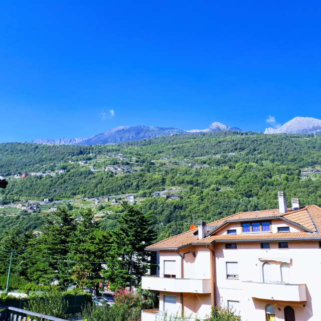 Morbegno mountain